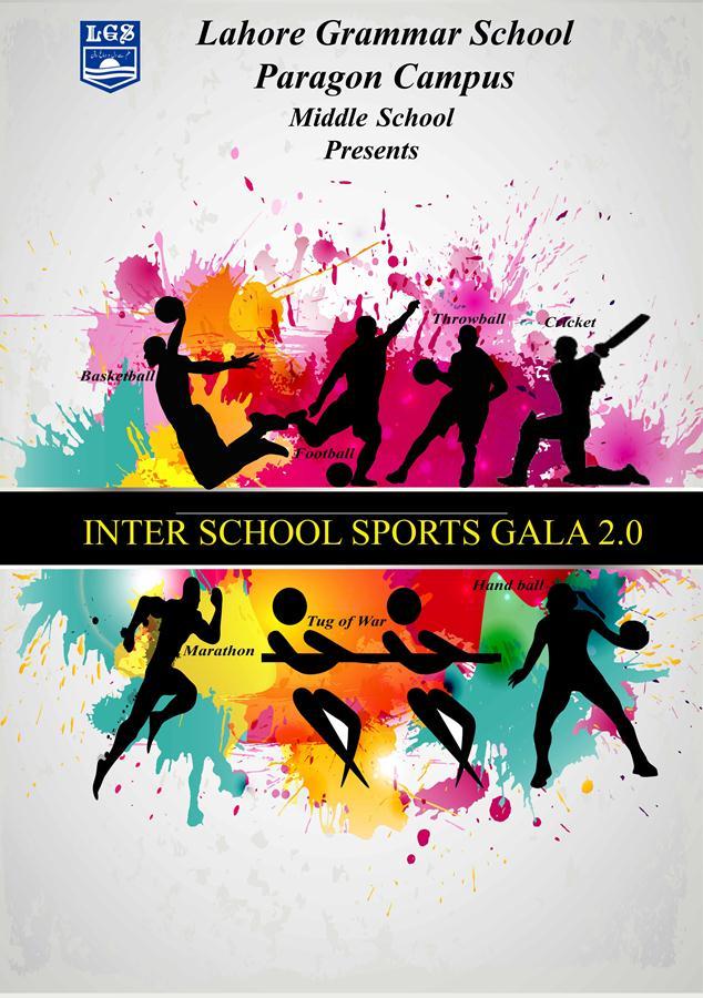 Middle School Sports Gala 2015-16