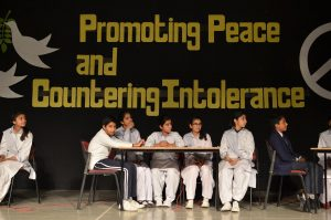 Middle School Promoting Peace and Countering Intolerance