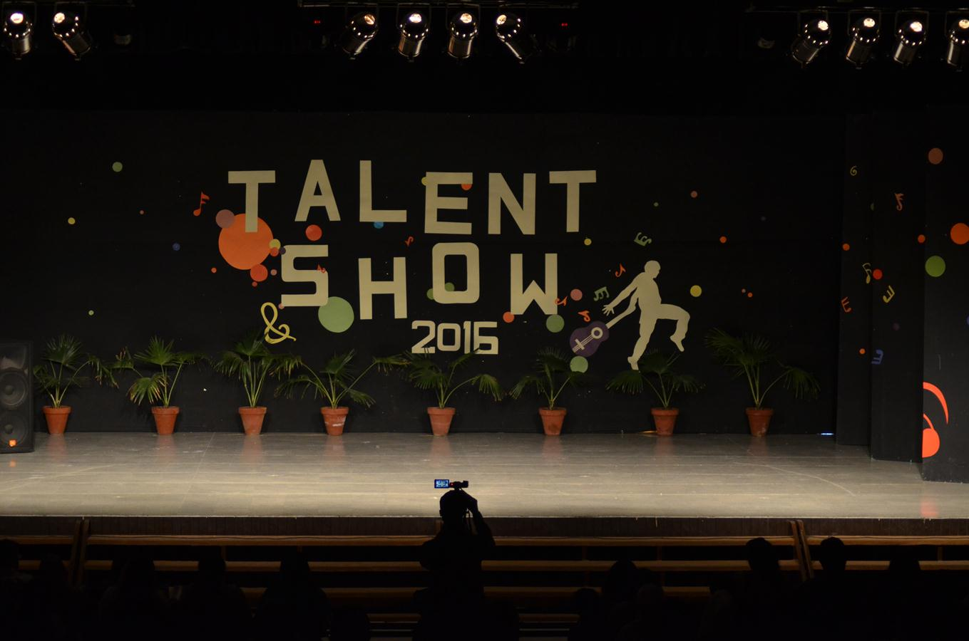 Talent Show (O-Levels Grade 9)