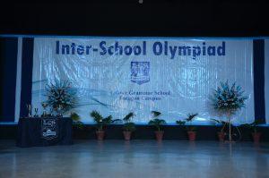 Inter School Olympiad Bilingual Declamation (Middle School)