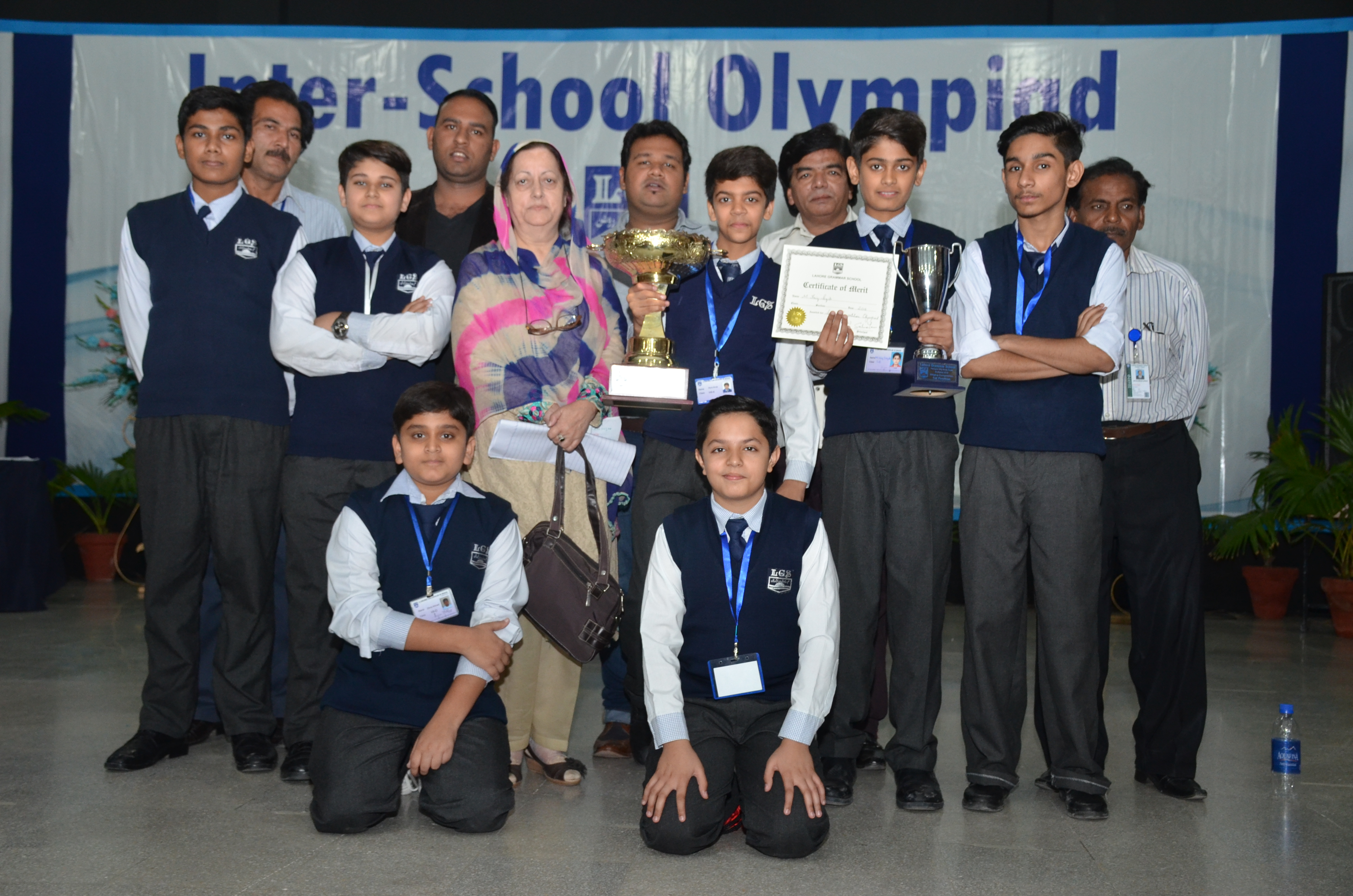 Inter School Olympiad Singing Competition (Middle School)