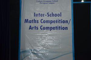 Inter School Olympiad Arts/Maths (Middle School & O Levels)