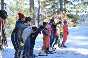 Skiing Course 2017
