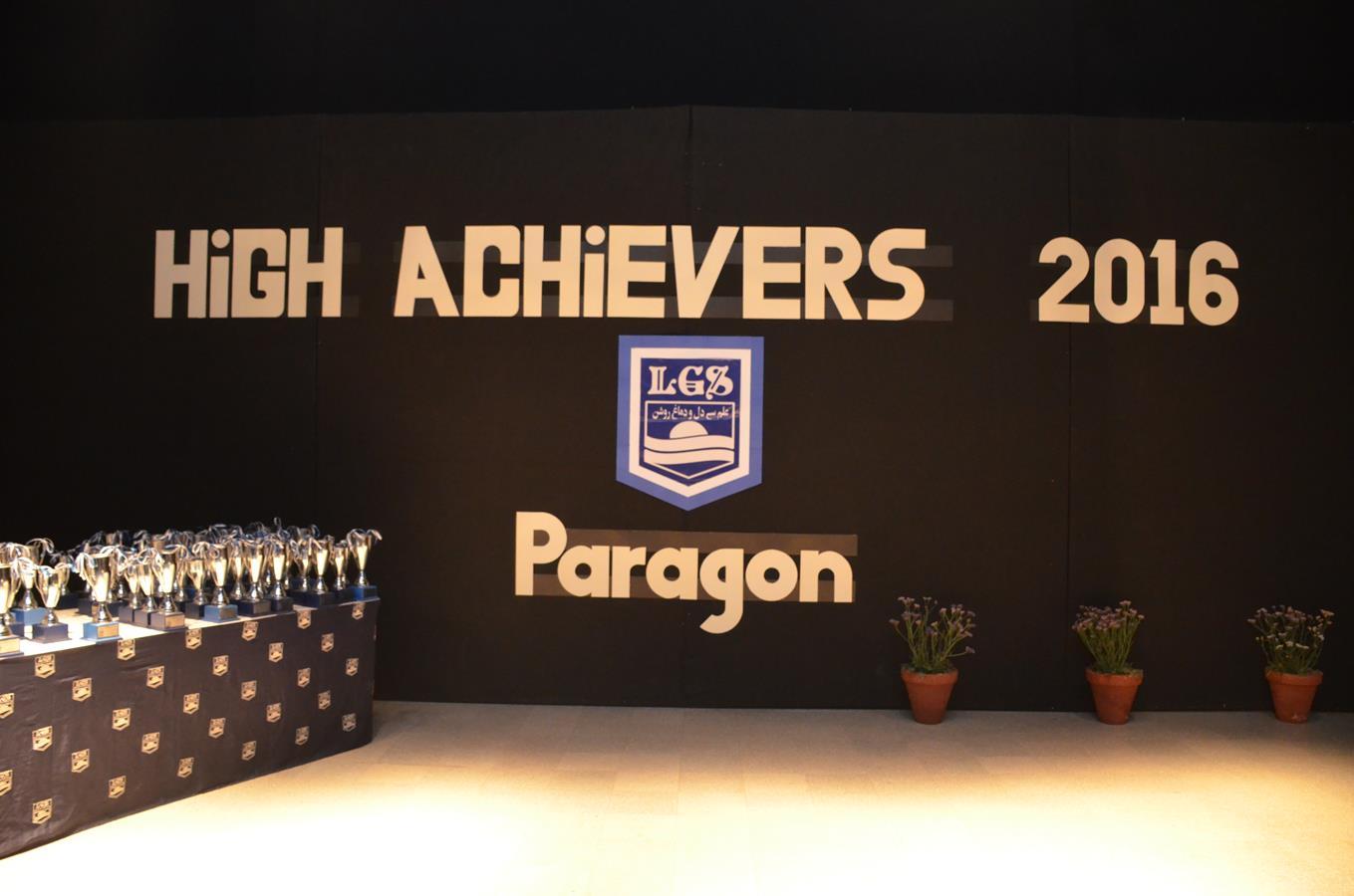 Senior School High Achievers